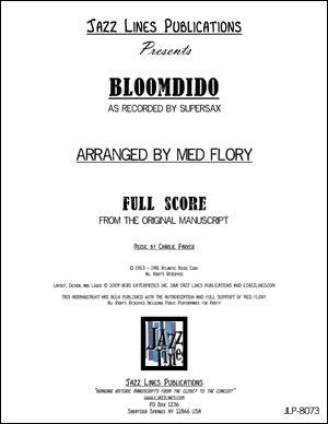 Supersax Arrangement - Bloomdido
