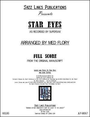 Supersax Arrangement - Star Eyes