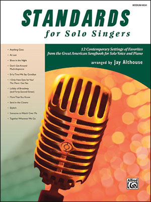 Standards for Solo Singers: For High Voice