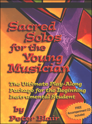 Sacred Solos for the Young Musician - Clarinet/Bass Clarinet