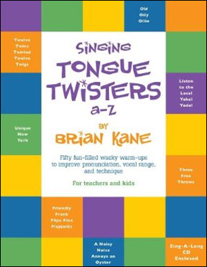 Singing Tongue Twisters