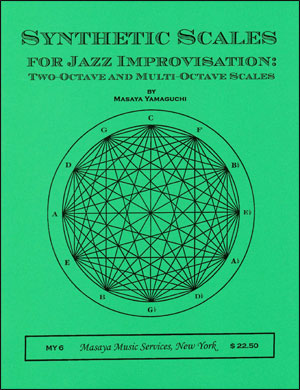 Synthetic Scales for Jazz Improvisation: Two-Octave and Multi-Octave Scales