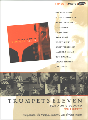 Trumpets Eleven Play-Along Book and CD for Trumpet