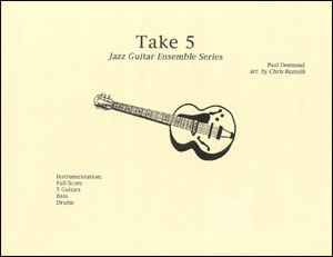 Take Five - Guitar Combo
