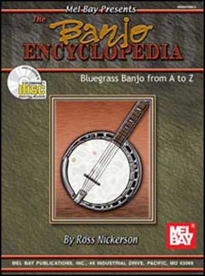 The Banjo Encyclopedia Book/CD Set