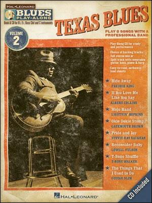 Texas Blues - Blues Play-Along Volume 2