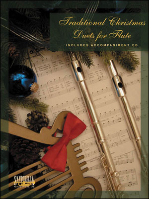 TRADITIONAL CHRISTMAS DUETS WITH CD - FOR FLUTE