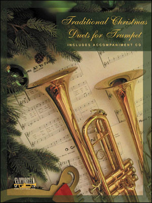 TRADITIONAL CHRISTMAS DUETS WITH CD - FOR TRUMPET