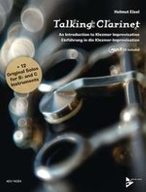 Talking Clarinet: An Introduction to Klezmer Improvisation