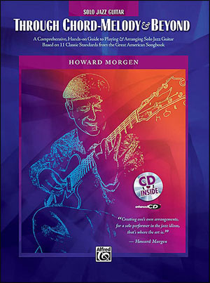 Through Chord Melody and Beyond - Book & CD