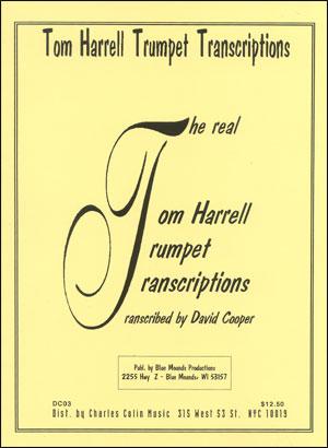 Tom Harrell Transcriptions