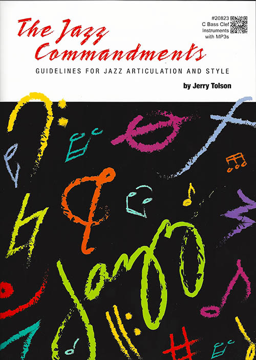The Jazz Commandments - Bass Clef Instruments