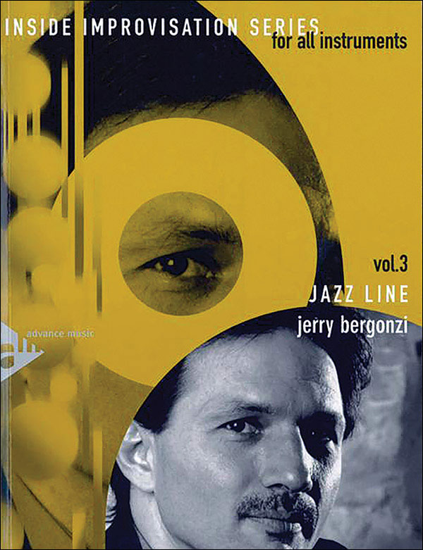 Inside Improvisation Volume 3 - Jazz Line