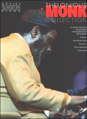 The Thelonious Monk Collection - 12 Transcribed Solos