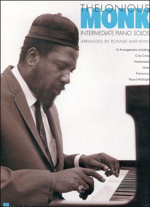 Thelonious Monk Intermediate Piano Solos
