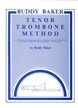 Buddy Baker - Tenor Trombone Method