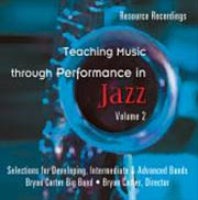 Teaching Music through Performance in Jazz Volume 2 CD