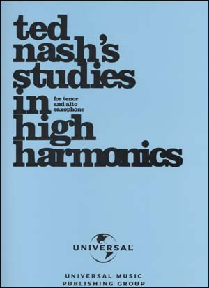 Studies In High Harmonics - By Ted Nash