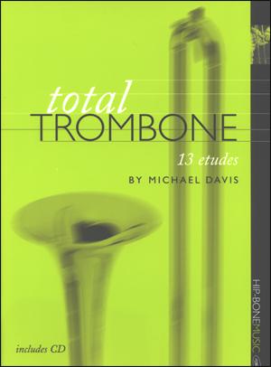 Total Trombone - 13 Etudes