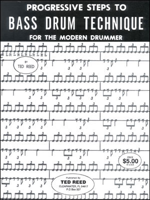 Bass Drum Technique - By Ted Reed
