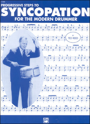 Syncopation For The Modern Drummer #1 - By Ted Reed