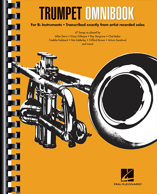 Trumpet Omnibook - B Flat Instruments
