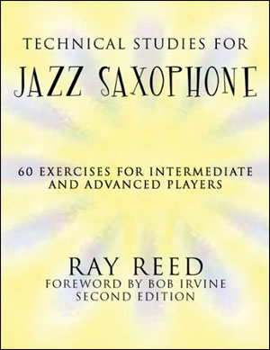 Technical Studies for Jazz Saxophone