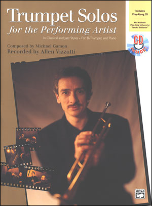 Trumpet Solos For The Performing Artist Bk/CD