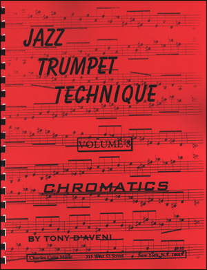 Jazz Trumpet Technique Volume #3 - Chromatics