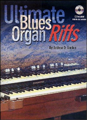 Ultimate Blues Organ Riffs