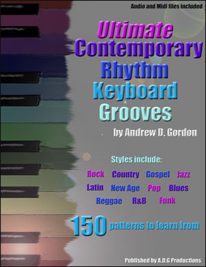 Ultimate Contemporary Rhythm Keyboard Grooves