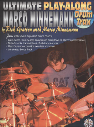 Marco Minnemann - Ultimate Play-Along Drum Trax