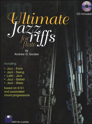 100 Ultimate Jazz Riffs for Flute/C Instruments