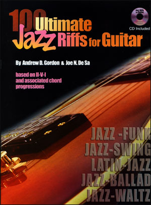 100 Ultimate Jazz Riffs for Guitar