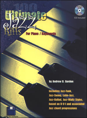 100 Ultimate Jazz Riffs for Piano/Keyboards