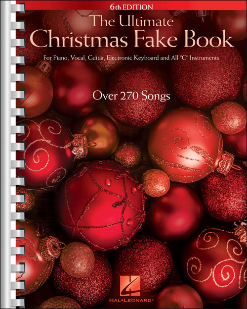ULTIMATE CHRISTMAS FAKE BOOK - 6TH EDITION