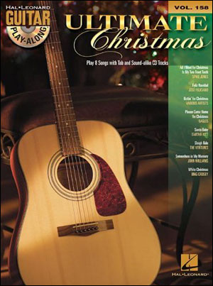 Ultimate Christmas - Guitar Play-Along Volume 158