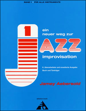 Volume 1 - How To Play Jazz & Improvise - German Edition - BOOK ONLY