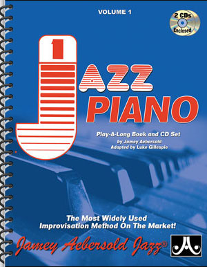 "Vol. 1 ""How To Play Jazz"" For Piano - BOOK ONLY"
