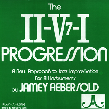 Volume 3 - II/V7/I Progression - AUTOGRAPHED LP