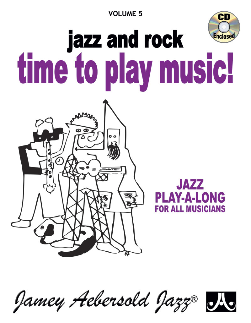 Volume 5 - Time To Play Music - CD ONLY