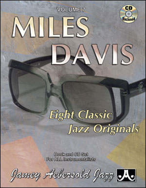 Volume 7 - Miles Davis - BOOK ONLY