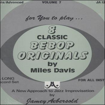 Volume 7 - Miles Davis - AUTOGRAPHED LP