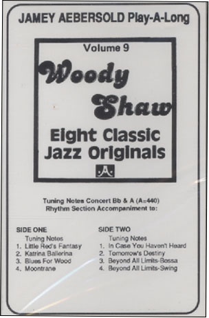Volume 9 - Woody Shaw - CASSETTE ONLY