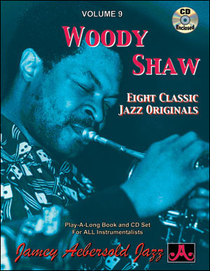 Volume 9 - Woody Shaw - CD ONLY
