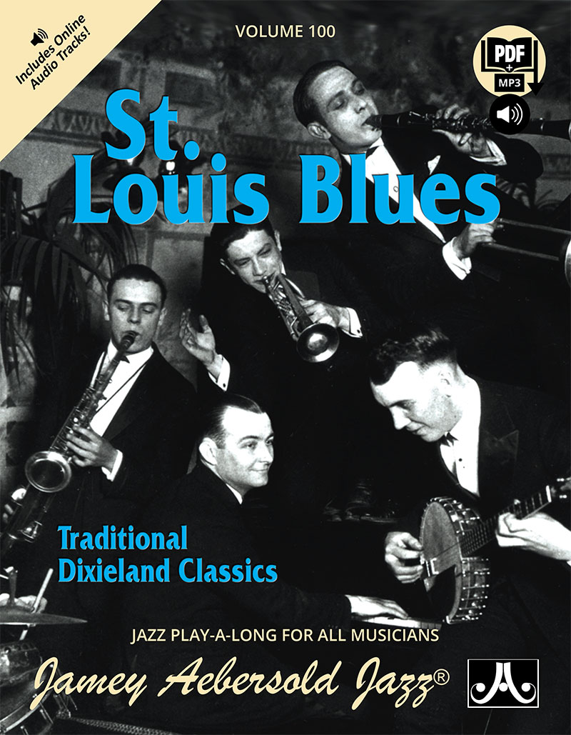 VOLUME 100 - ST. LOUIS BLUES<br>Dixieland Classics
