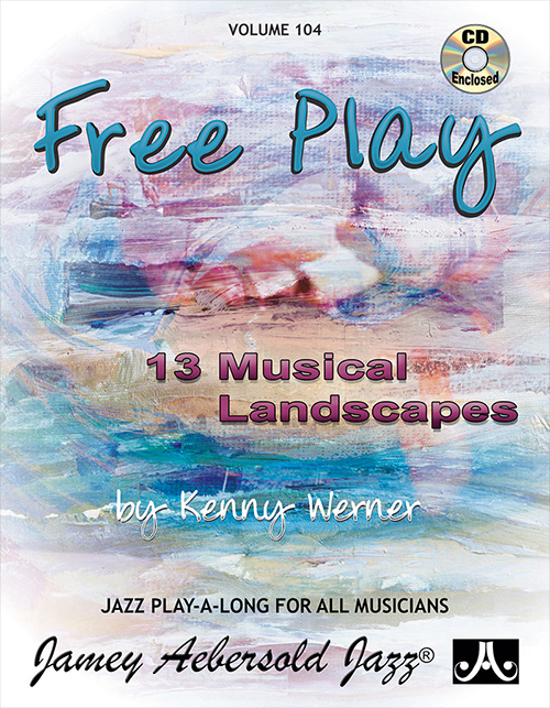 VOLUME 104 - KENNY WERNER - FREE PLAY