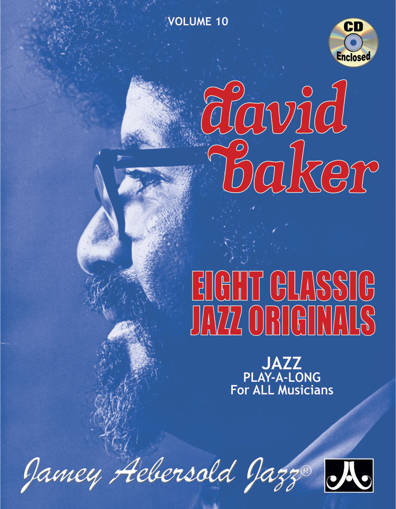 Volume 10 - David Baker - CD ONLY