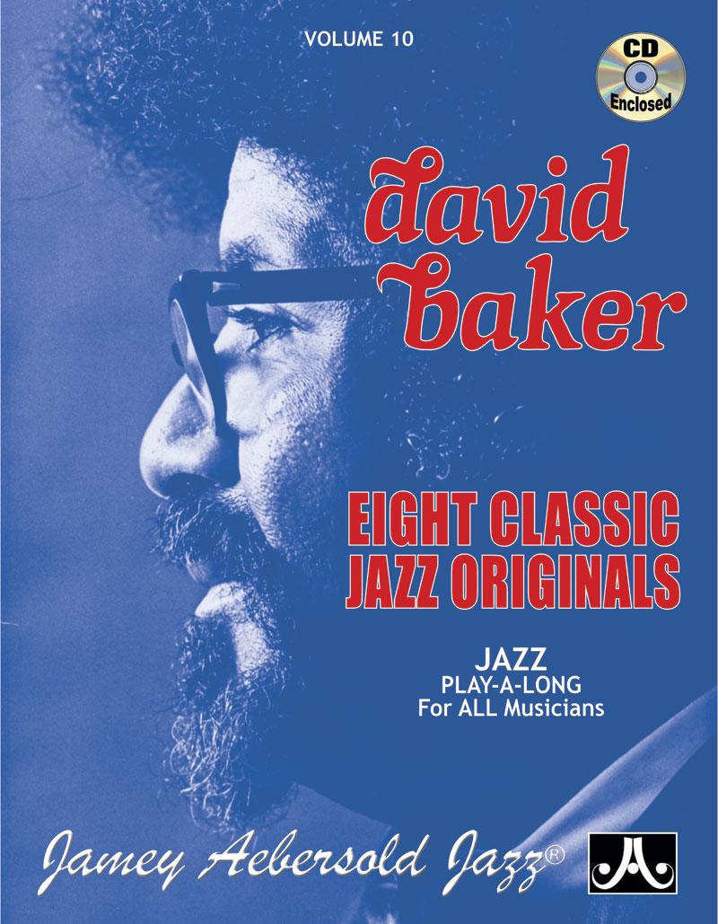 Volume 10 - David Baker - CD ONLY