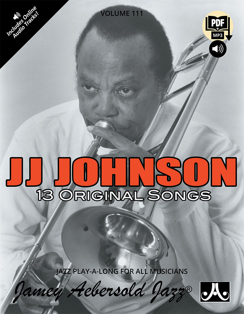 VOLUME 111 - JJ JOHNSON